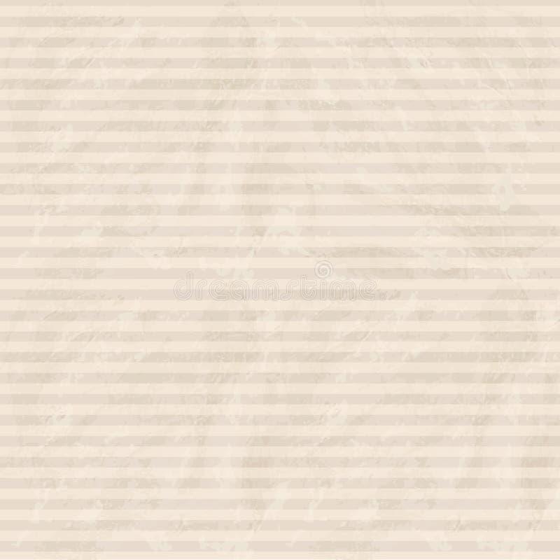 与条纹图形的抽象纹理。纸背景。 免版税库存图片