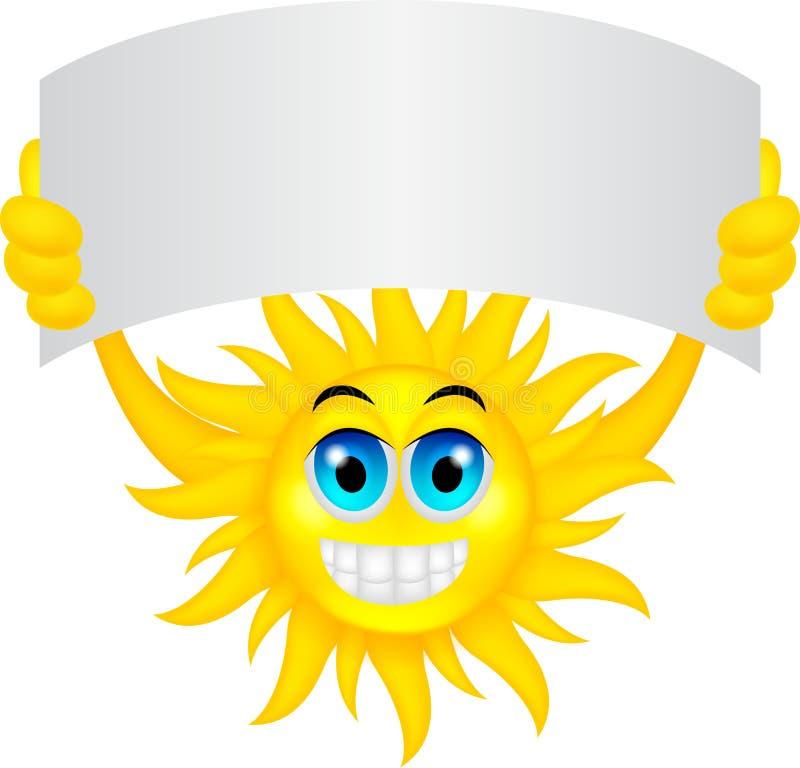 与标志的太阳