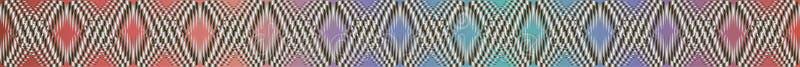 与梯度积土7的几何样式 库存照片