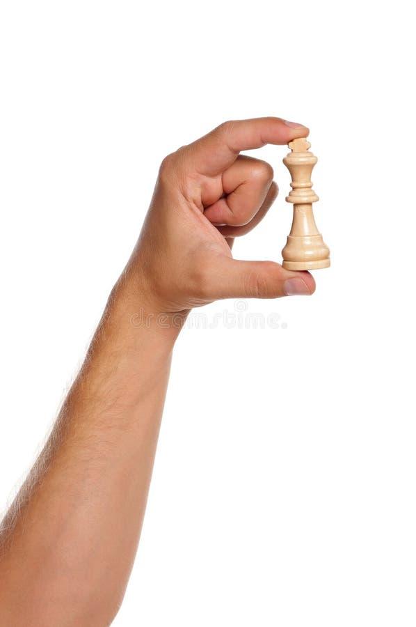 与棋的现有量 免版税库存图片
