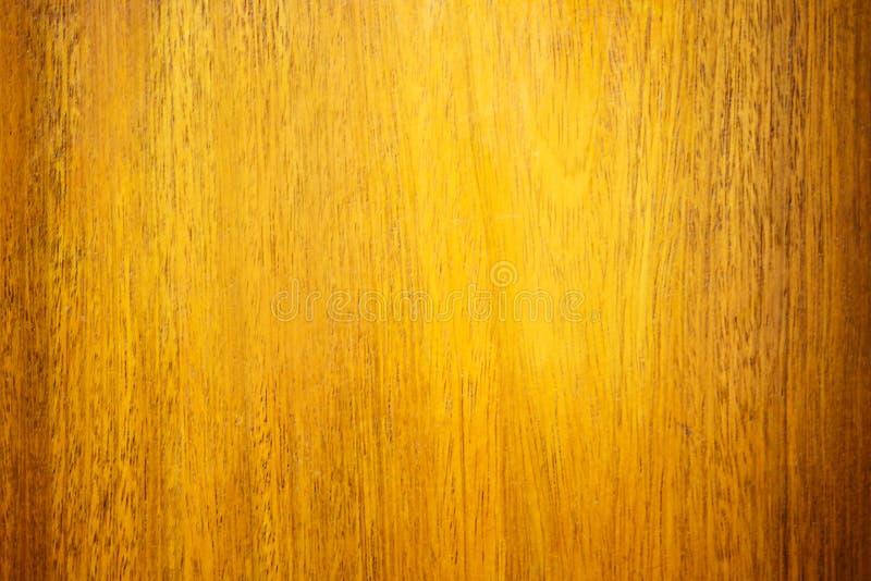 与橙色和黑褐色颜色,自然木b的木纹理 免版税库存照片