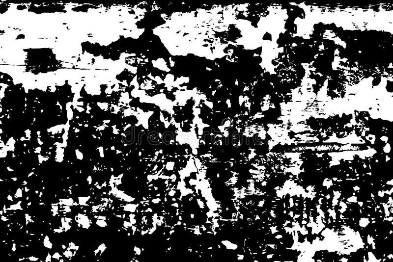 与沙粒的脏的自然纹理 木材在透明背景的传染媒介例证 皇族释放例证