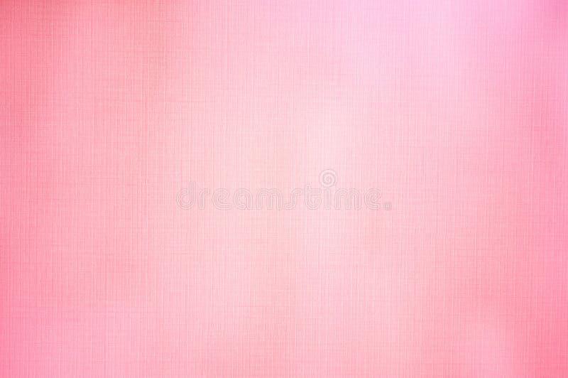 与白色亚麻制织品背景资料纹理样式软的焦点照片,抽象派纸背景的桃红色柔和的淡色彩 库存图片