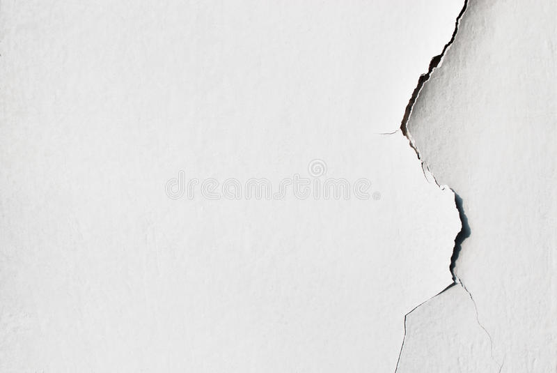 与破裂的膏药的简单的白色背景 库存照片