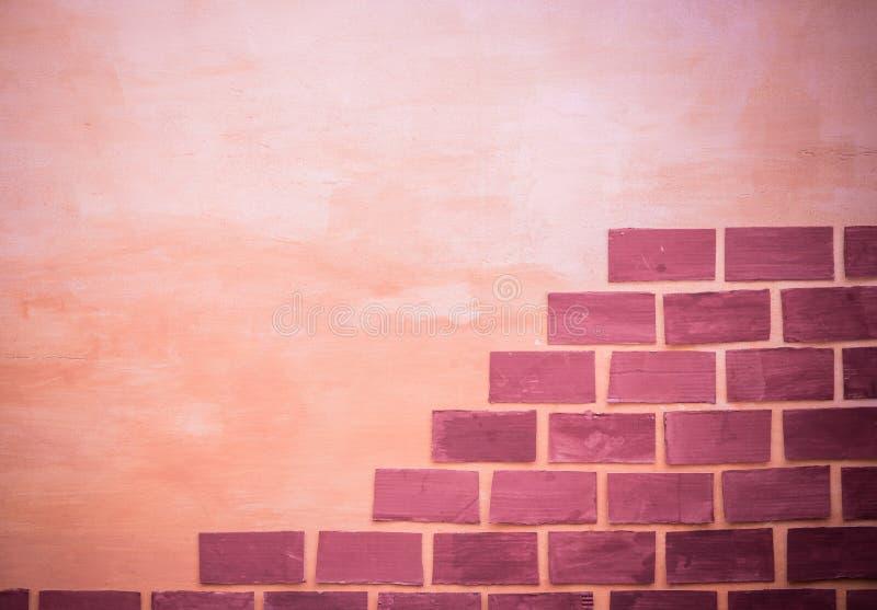 与空间的美好的墙纸背景您的设计的 免版税库存图片