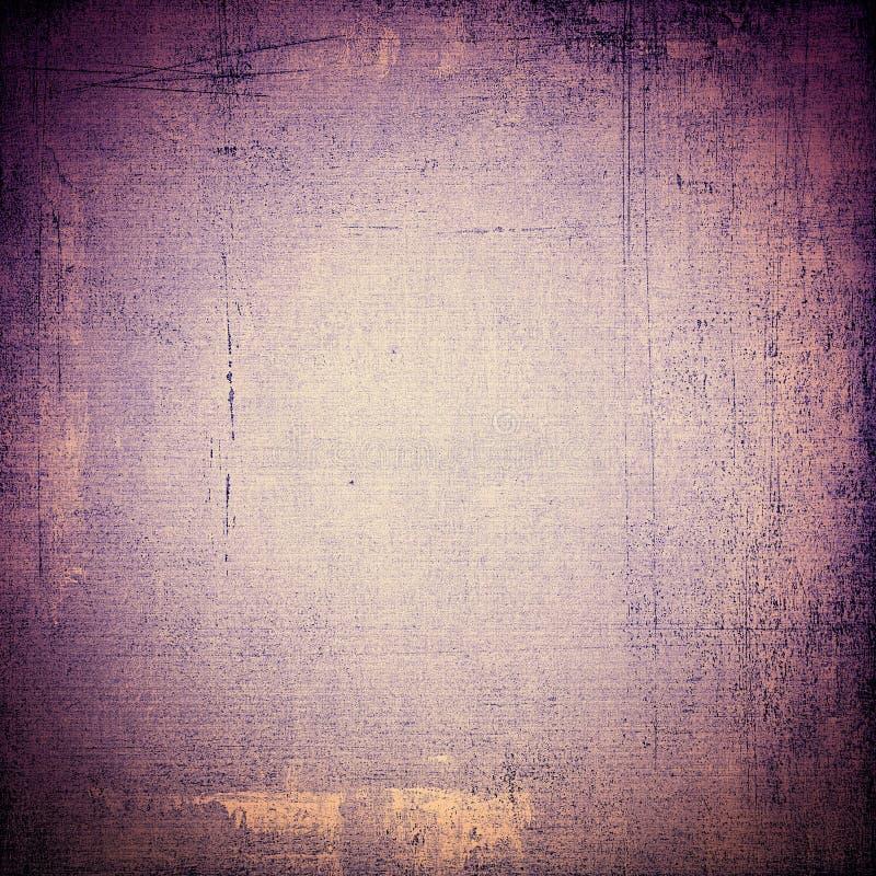 与空间的老纸背景 免版税库存照片