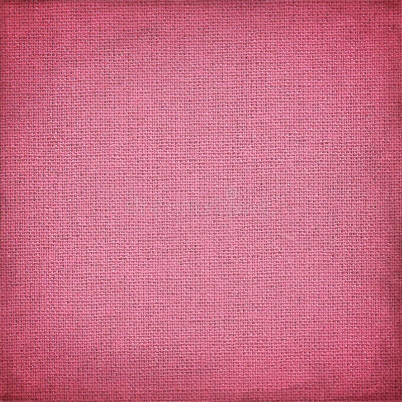 与精美栅格的紫色帆布 难看的东西背景或纹理 库存例证
