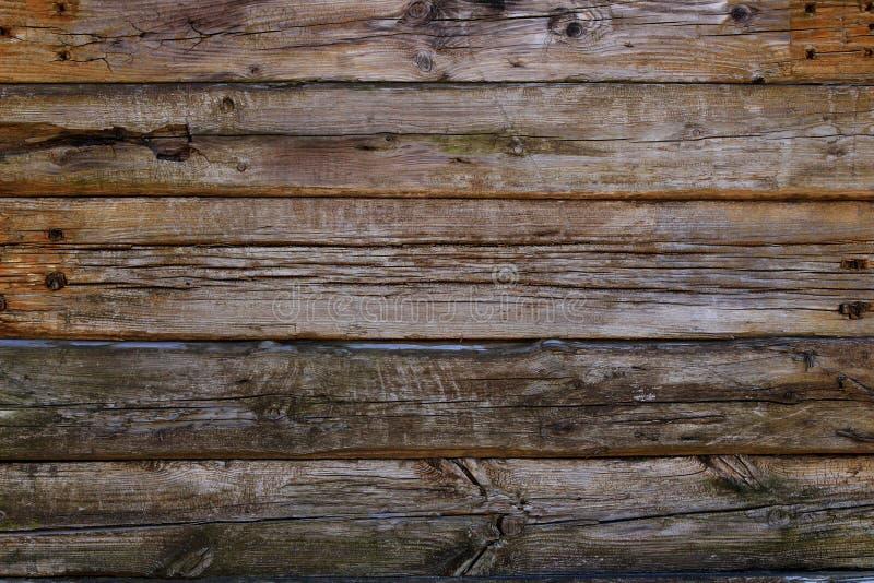 与纹理的木背景 库存图片