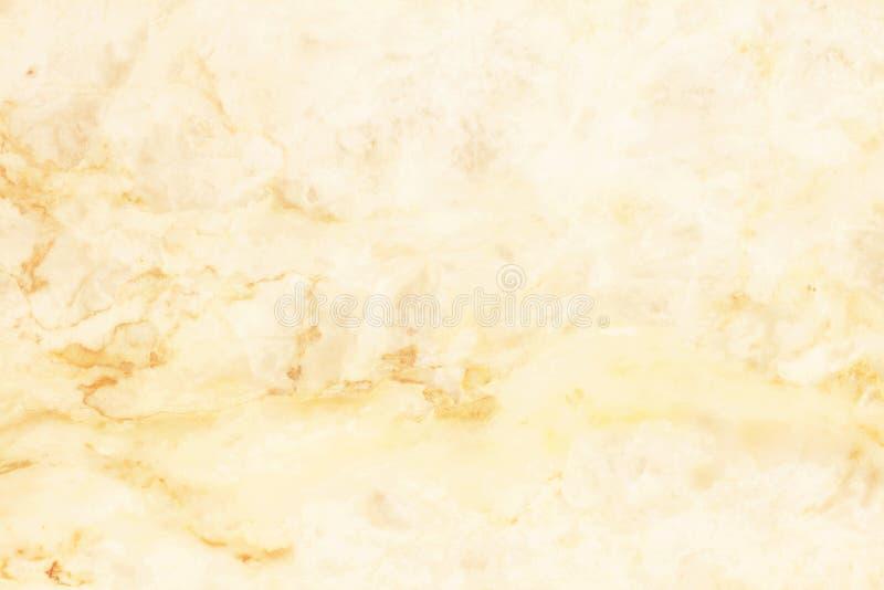 与细节结构高分辨率,抽象豪华无缝的金子白色大理石纹理背景瓦片石头地板 免版税库存图片