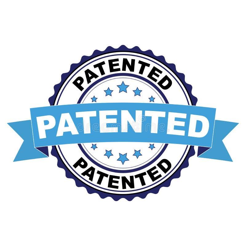 与给予专利的概念的不加考虑表赞同的人 皇族释放例证