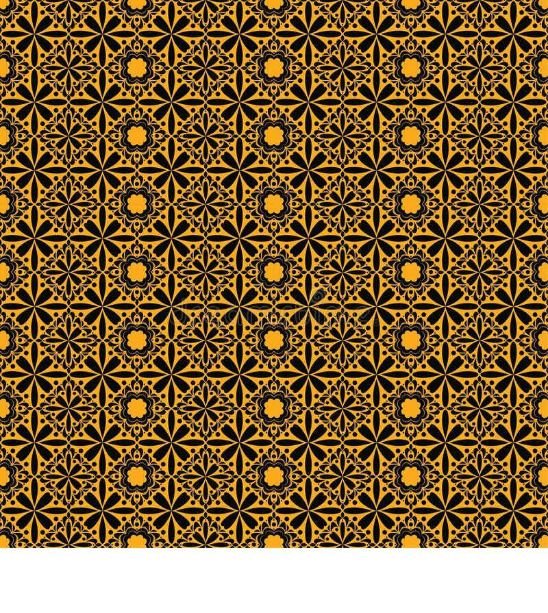 与美好的设计2的Boho样式 皇族释放例证