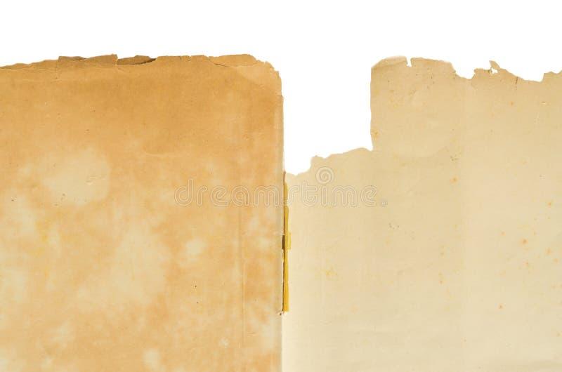 与老白纸的经典减速火箭的葡萄酒样式 库存图片