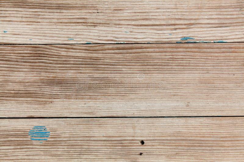 与自然样式的木纹理 年迈的木板条背景 宏观看法照片 免版税图库摄影