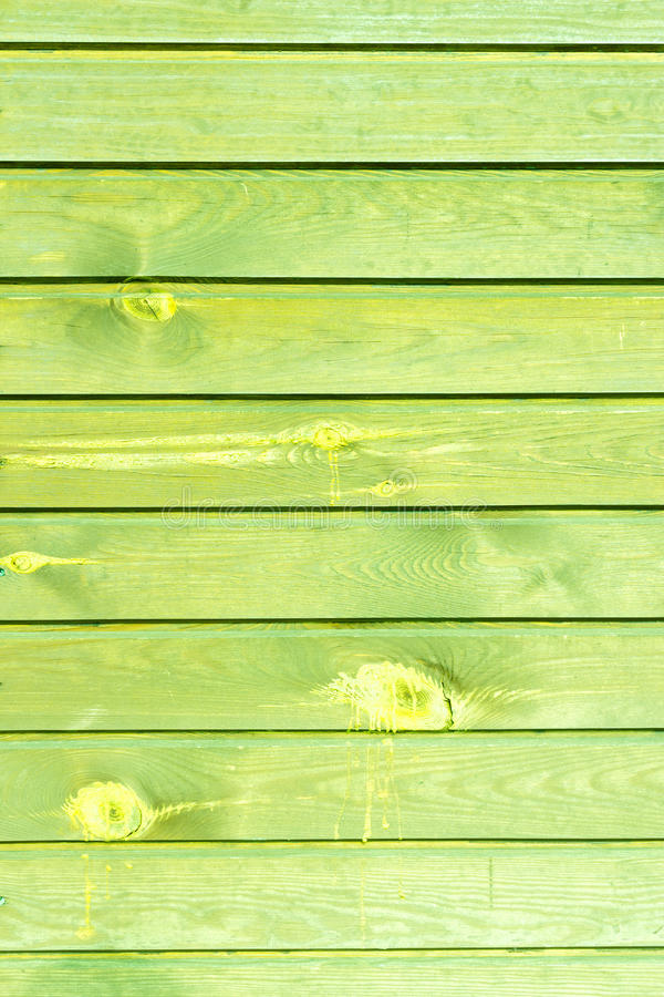 与自然样式的绿色木纹理。背景 图库摄影