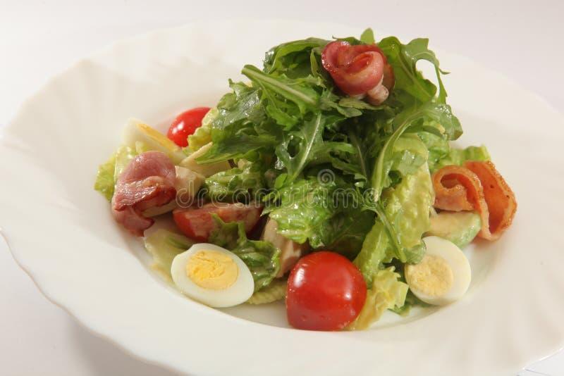Download 与芝麻菜和鸡蛋的沙拉 库存照片. 图片 包括有 牌照, 叶子, 美食, 芝麻菜, 红色, 烹调, 绿色, 工厂 - 72364422