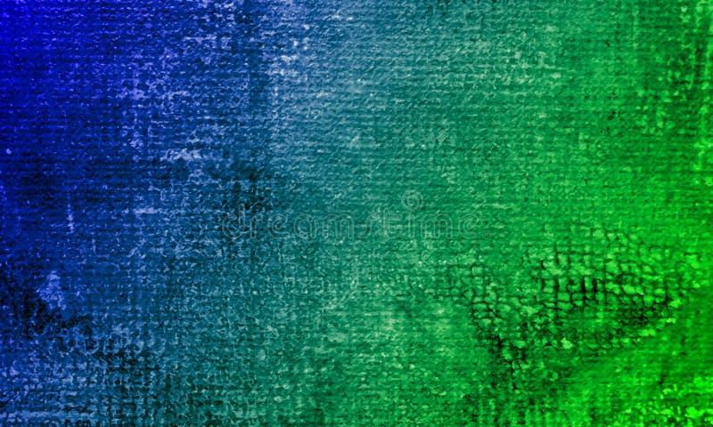 与葡萄酒难看的东西的轻的乌贼属背景或与软的米黄脏的污点的被擦的油漆纹理 库存照片