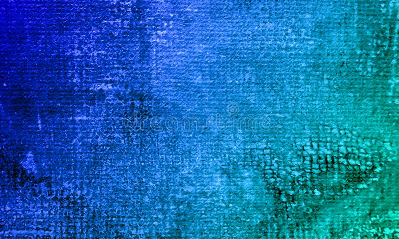 与葡萄酒难看的东西的轻的乌贼属背景或与软的米黄脏的污点的被擦的油漆纹理 免版税库存图片