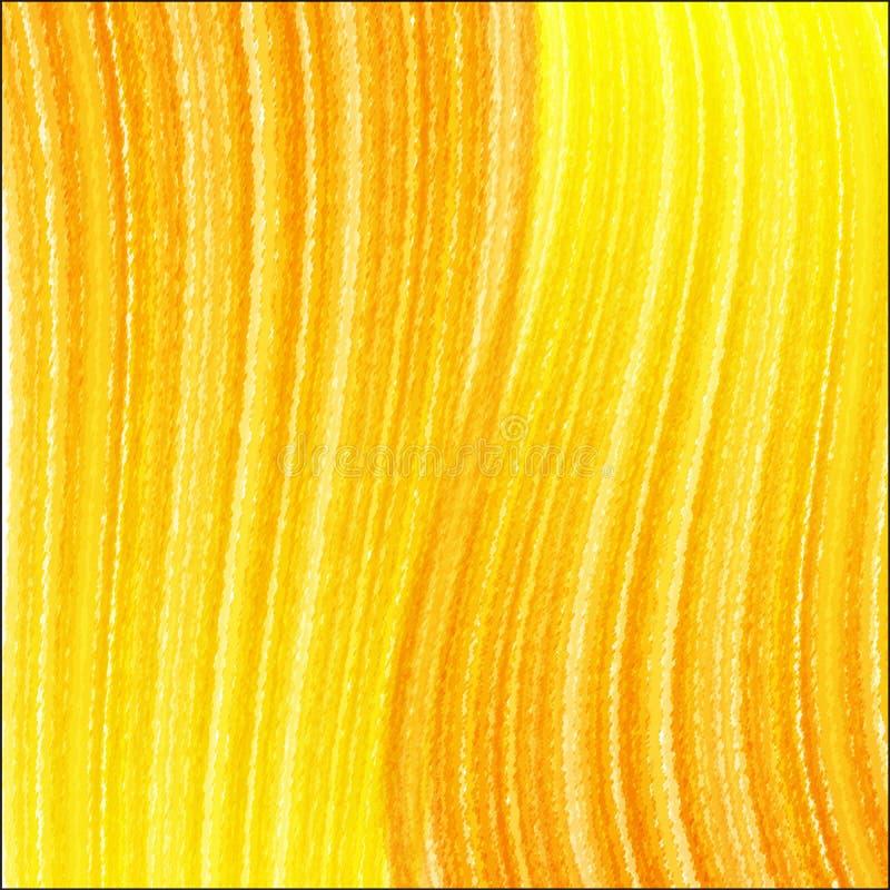 Download 与被乱写的挥动的条纹的橙色背景 向量例证. 插画 包括有 商业, 橙色, 图象, 设计, 钞票, 框架, 现代 - 30337705
