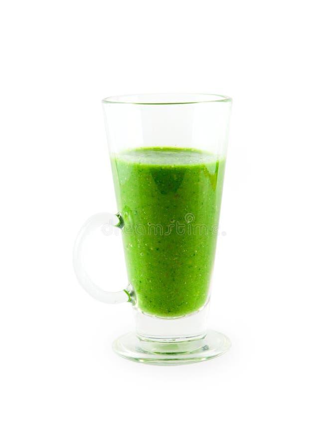 与被隔绝的圆滑的人的新鲜的绿色菠菜 库存照片
