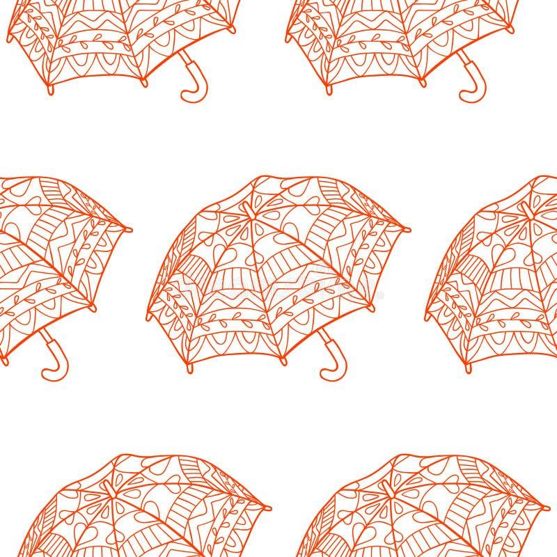 Download 与装饰伞的无缝的样式 向量例证. 插画 包括有 季节, 冬天, 季节性, 装饰, 墙纸, 无缝, 方式, 夏天 - 62526161