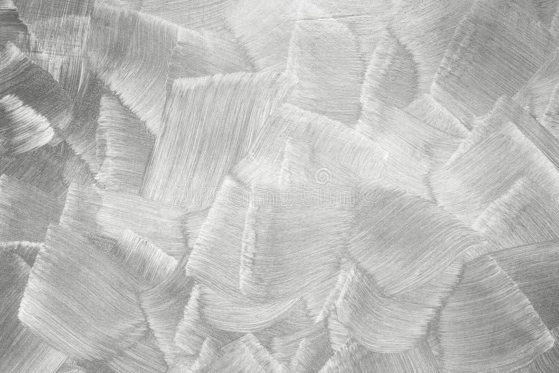 与装饰油漆层数的混凝土墙纹理 图库摄影