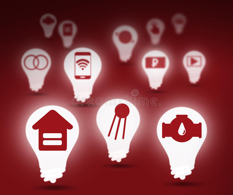 Download 与象的背景图象 库存例证. 插画 包括有 符号, 能源, 红色, 万维网, 想法, 设计, 印花税, bulfinch - 59105492