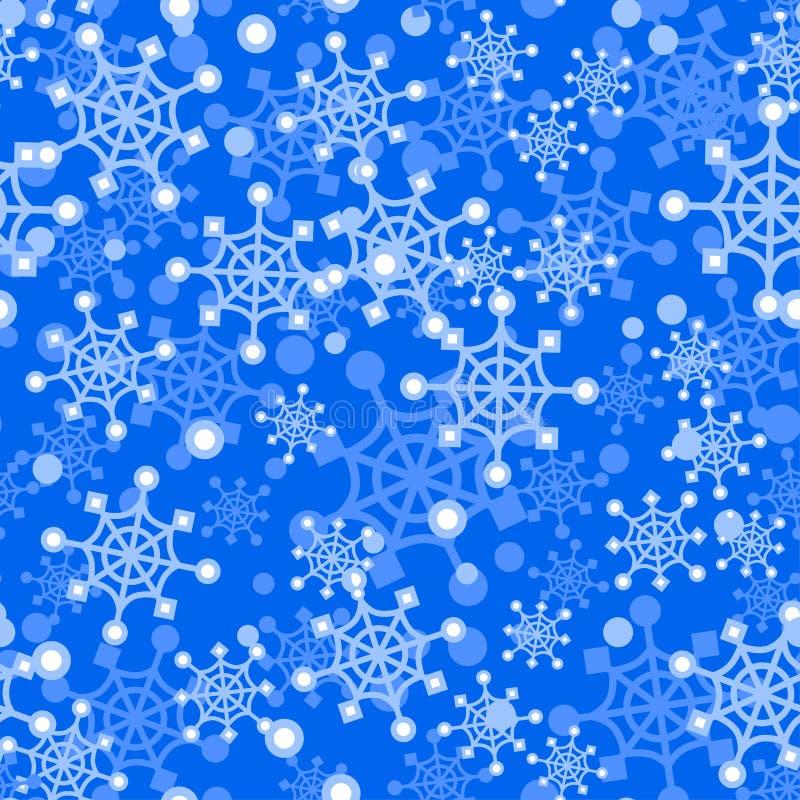 与逗人喜爱的动画片圣诞节手套、棒棒糖、霍莉莓果、微笑的雪人和红色库存的xmas的无缝的样式 库存例证