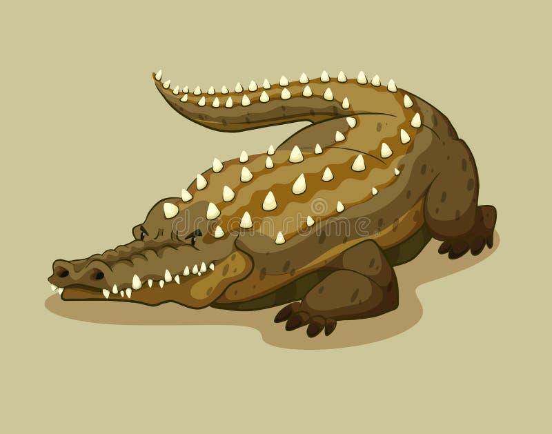Download 与钉的鳄鱼在后面 向量例证. 插画 包括有 本质, 异乎寻常, 热带, 照片, 鳄鱼, 生物, 敌意, 艺术 - 59108313