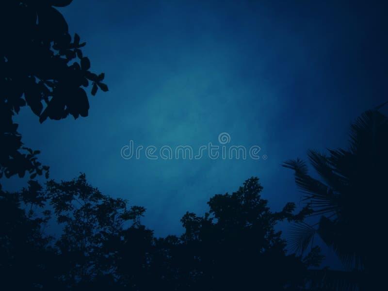 与阴影的样式的深蓝口气背景, 库存图片
