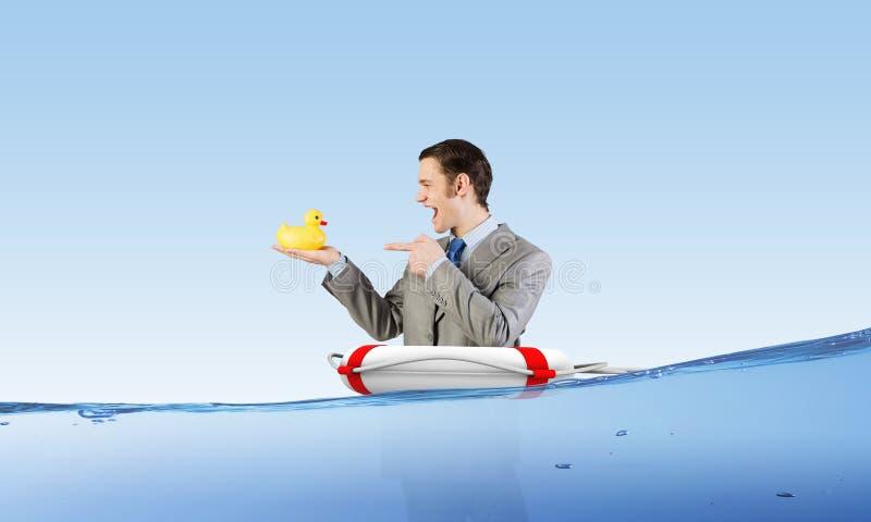 Download 与鸭子的商人 库存图片. 图片 包括有 概念, 滑稽, 白种人, 幽默, 生意人, 半信半疑, 办公室, 可笑 - 59105403