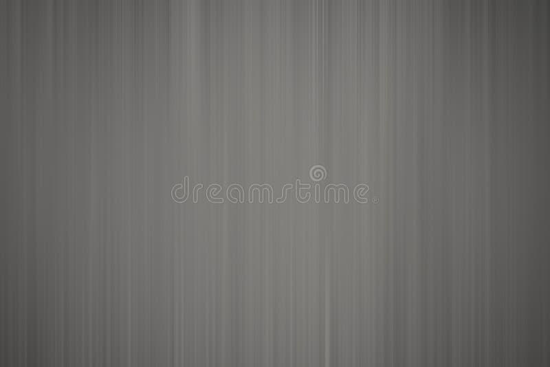 与黑色的灰色和白色背景轻的梯度是银色的对角线 向量例证