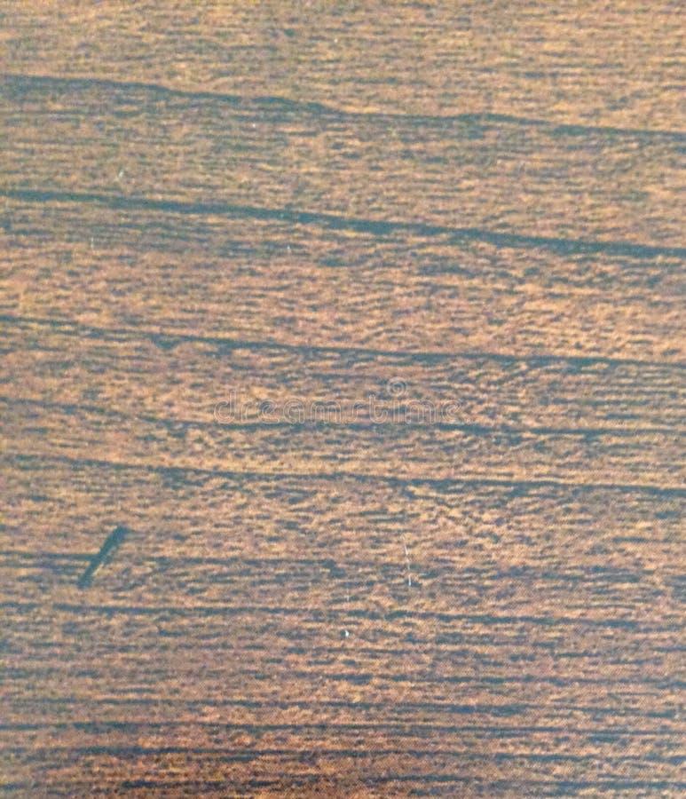 与黑暗的五谷的木头 库存图片