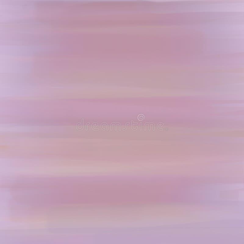 与绘画的技巧的淡色紫罗兰色背景 皇族释放例证