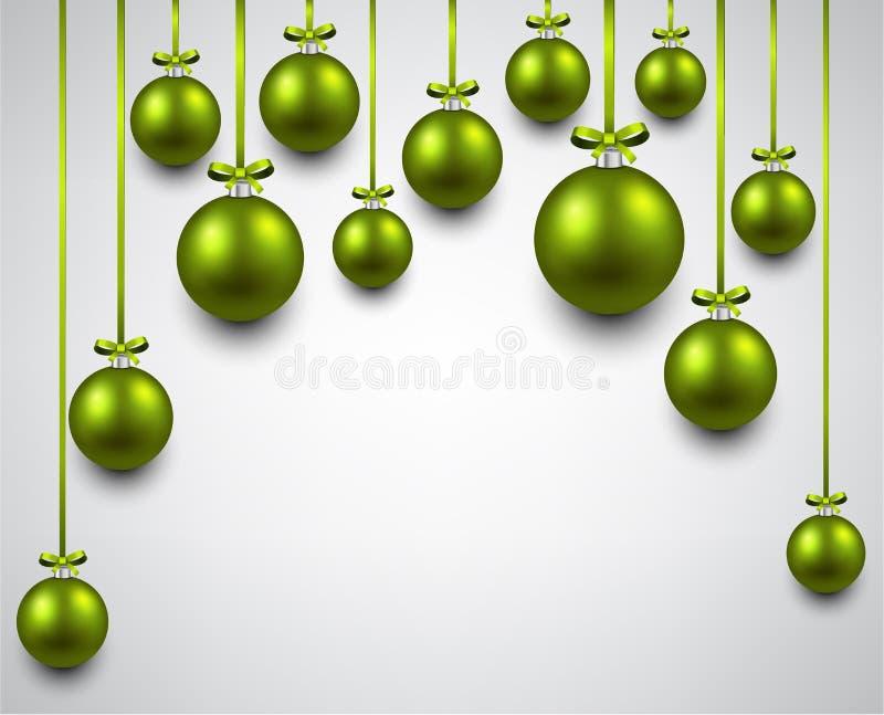 Download 与绿色圣诞节球的弧背景 向量例证. 插画 包括有 例证, 快活, 抽象, 发光, 可实现, 圣诞节, 向量 - 62539166