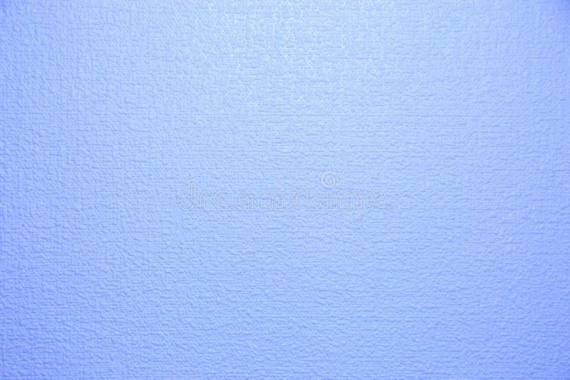 与pape纹理的抽象空白的单音蓝色背景  库存照片