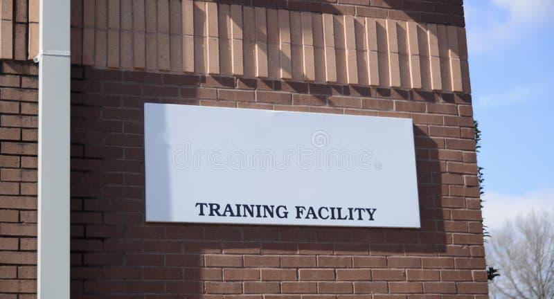 专家的训练设施 免版税库存照片