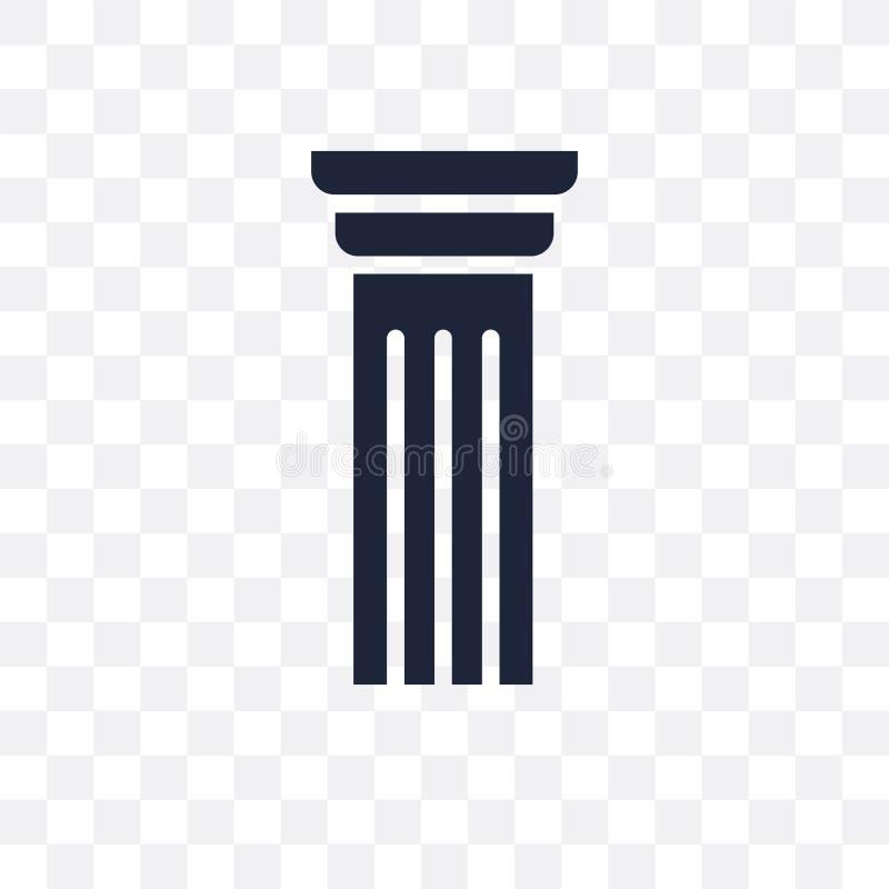 专栏透明象 专栏从建筑学的标志设计 皇族释放例证