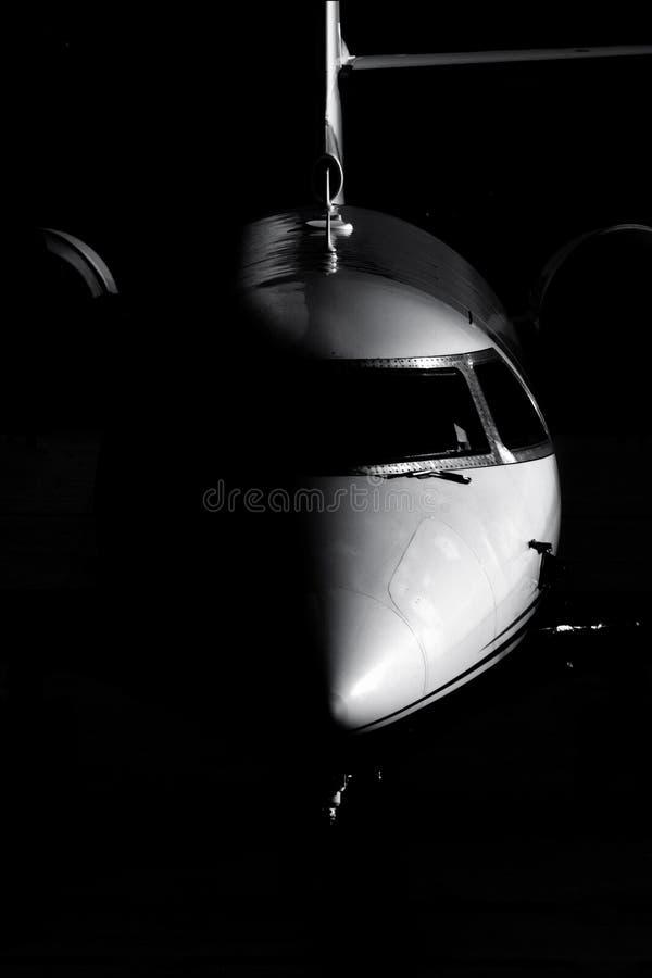 专用的喷气机 免版税库存照片