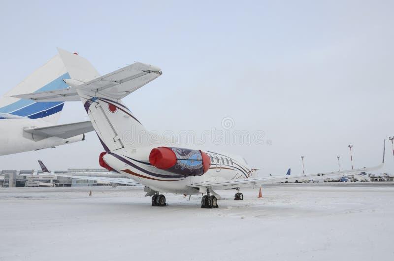 专用的喷气机 库存照片