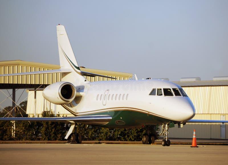 专用的喷气机 免版税图库摄影