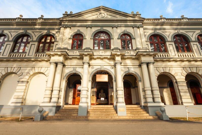 世界佛教博物馆  免版税库存照片