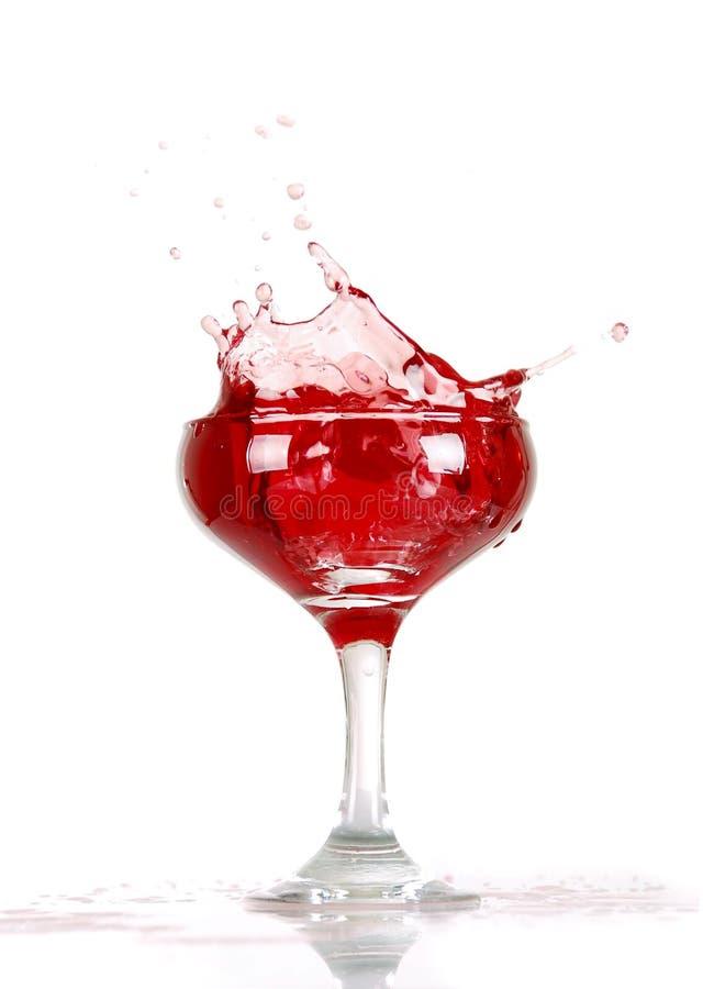 世界性的鸡尾酒 免版税库存图片