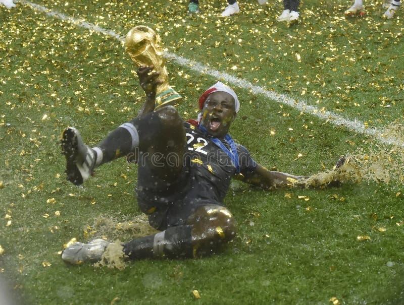 世界杯2018年 库存图片