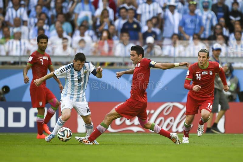 世界杯2014年 免版税库存图片