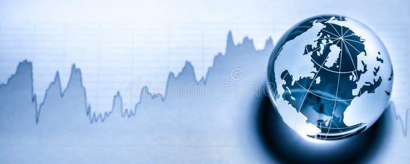 世界经济 免版税库存图片