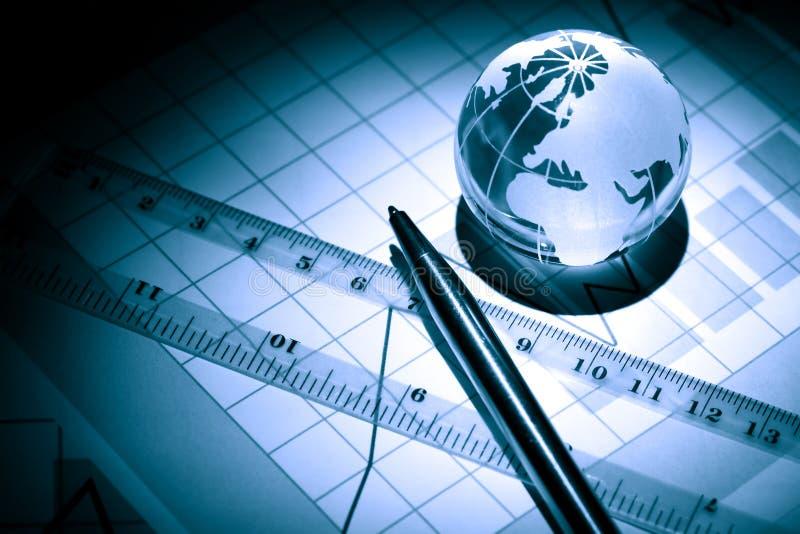 世界经济 免版税图库摄影