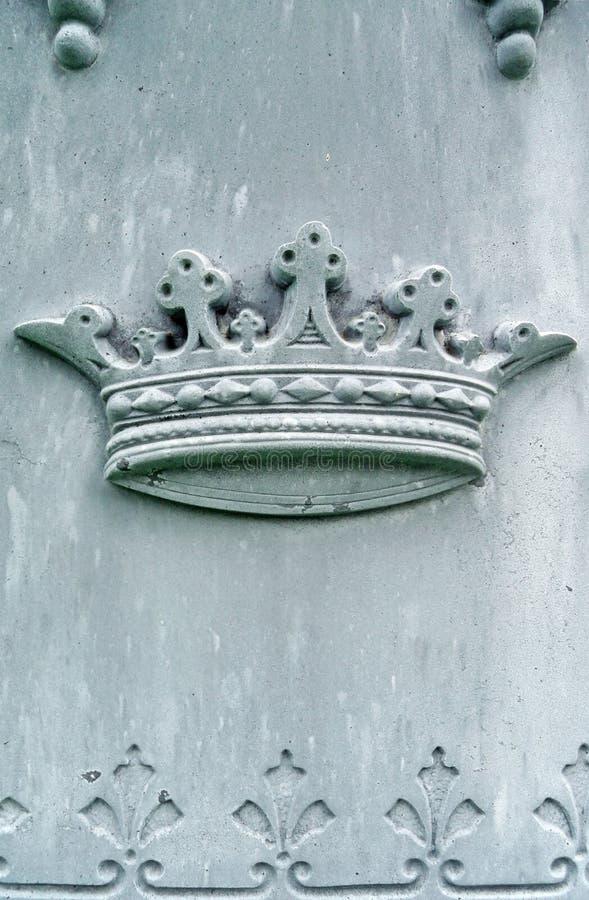 世纪冠详细资料第十九墓碑 免版税图库摄影