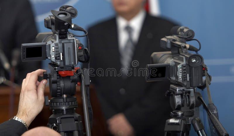业务会议 图库摄影