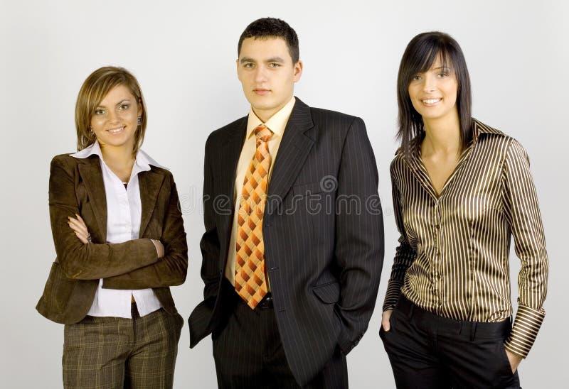 业务组人 免版税库存照片