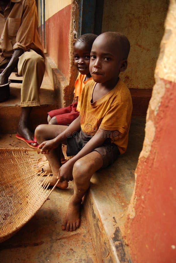 东乌干达 免版税库存图片